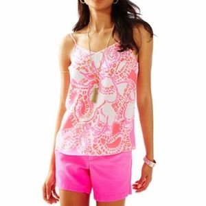 Lilly Pulitzer Pixie Tank Top XS